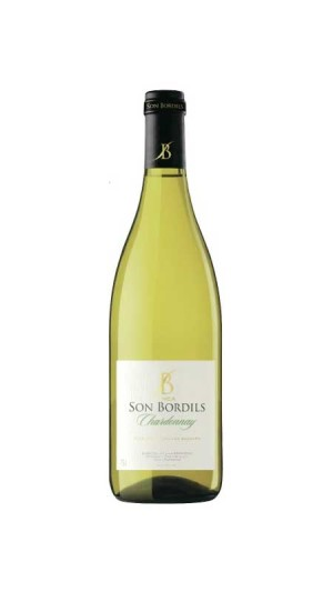 Mallorca Wine Shop | Son Bordills – Chardonnay 2013 blanco white
