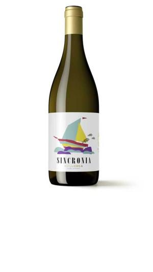 Mallorca Wine Shop   Sincronia Blanc ECO Mesquida Mora