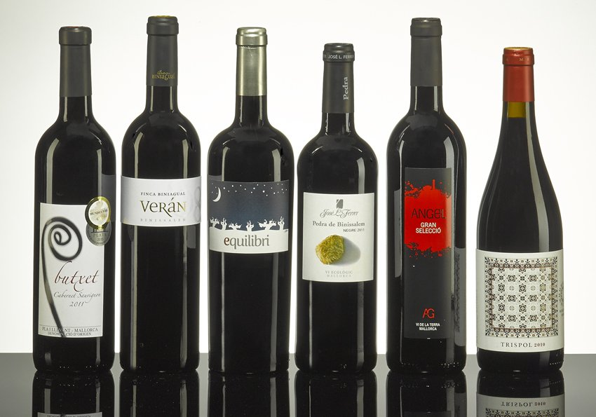Mallorca Wine Shop - Red Wines Box