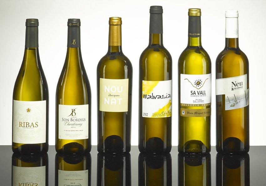 Mallorca Wine Shop - White Wine Box