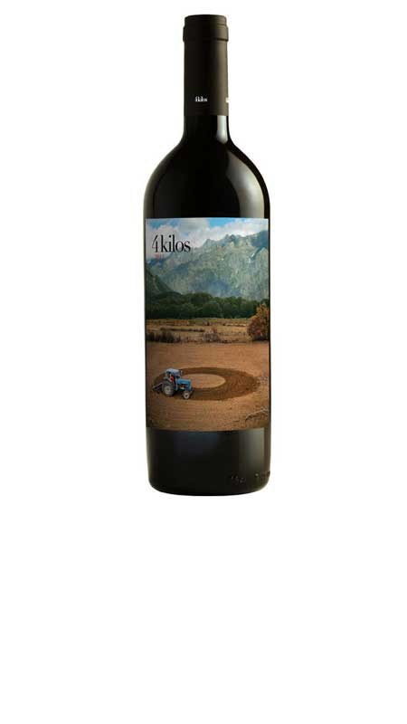 Mallorca Wine Shop | 4 Kilos Red Wine