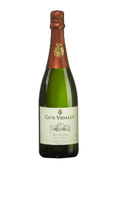 Mallorca Wine Shop | Brut de Cecili Sparkly White Can Vidalet