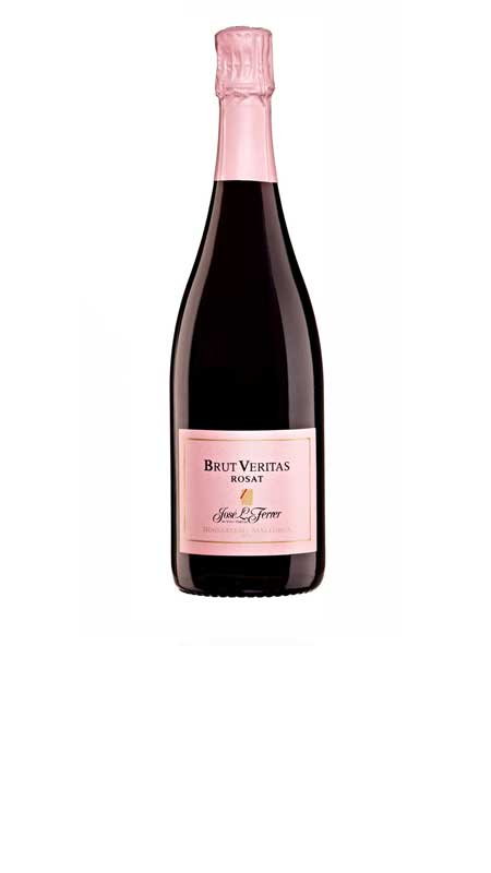 Mallorca Wine Shop | Brut Veritas Jose L Ferrer Sparkly Rose