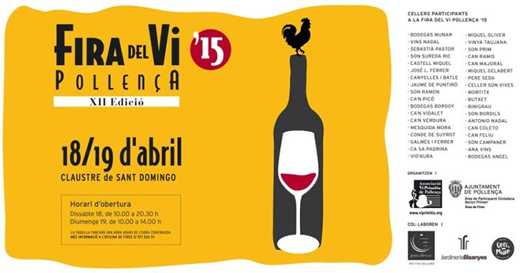 Mallorca Wine Shop   Pollensa Wine Fair