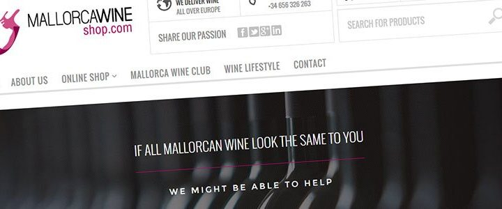 What is Mallorca Wine Shop?